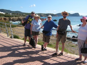 Members' holiday to Ibiza