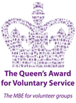 The Queen's Award for Voluntary Services